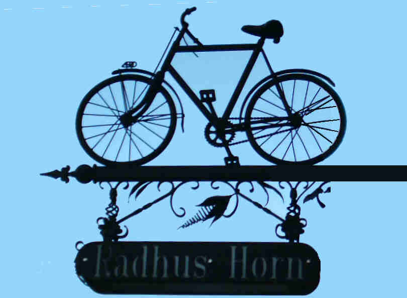 Radhus Horn